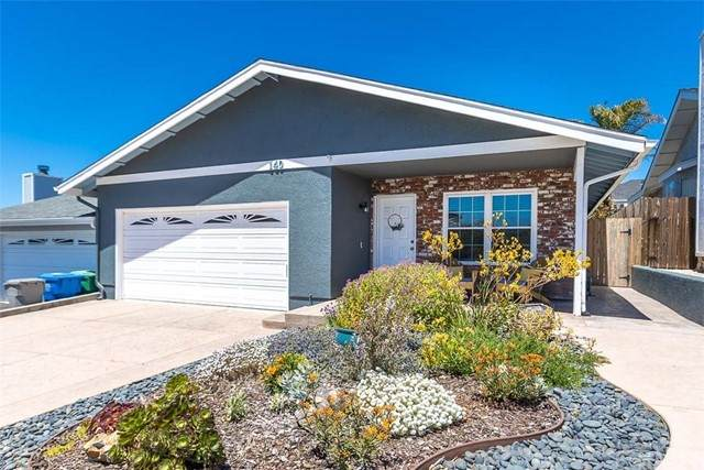 140 Summit Drive, Pismo Beach, CA 93449 (#SC21134141) :: Jett Real Estate Group