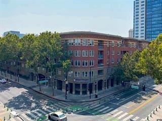 130 E San Fernando Street #307, San Jose, CA 95112 (#ML81848839) :: Jett Real Estate Group