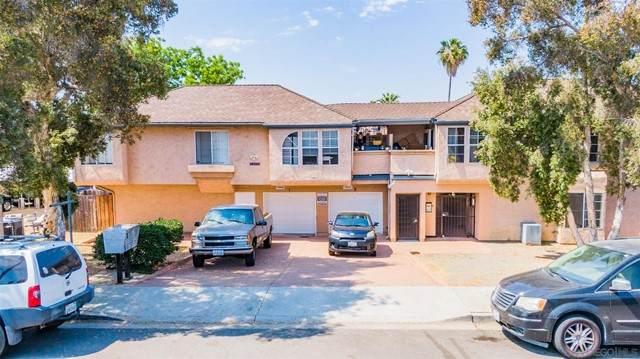 7570 Church Street, Lemon Grove, CA 91945 (#210017962) :: Latrice Deluna Homes