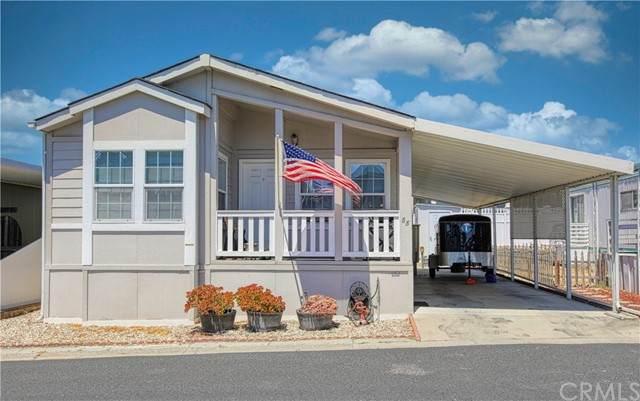 201 Five Cities Drive #88, Pismo Beach, CA 93449 (#PI21139279) :: Latrice Deluna Homes