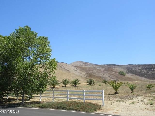 Solano Verde Drive, Somis, CA 93066 (#221003517) :: Corcoran Global Living