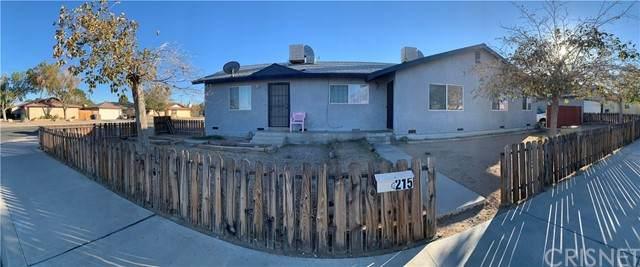 211 E California Avenue, Ridgecrest, CA 93555 (#SR21140771) :: The Kohler Group