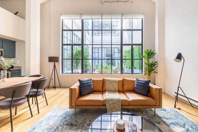 601 4th Street #107, San Francisco, CA 94107 (#ML81841786) :: Mark Nazzal Real Estate Group