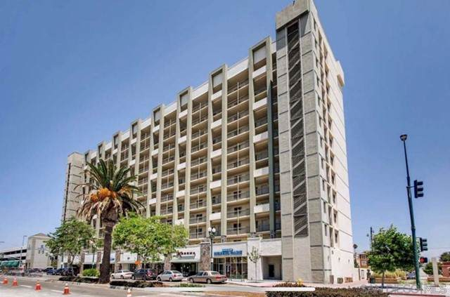 801 National City Blvd #714, National City, CA 91950 (#210018060) :: Mark Nazzal Real Estate Group