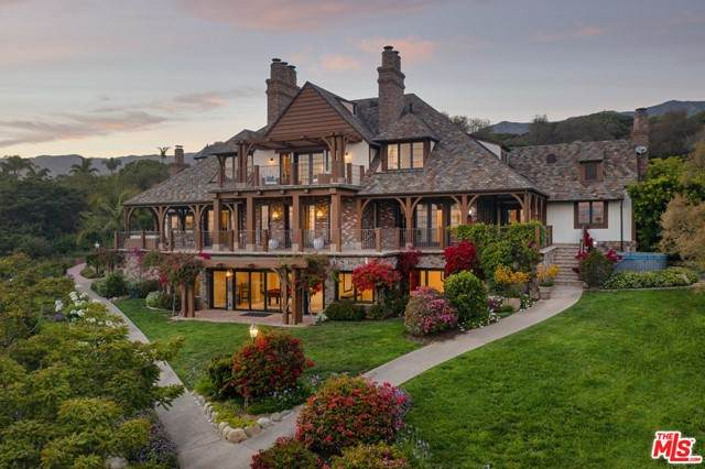 256 Las Entradas Drive, Santa Barbara, CA 93108 (#21754598) :: Robyn Icenhower & Associates