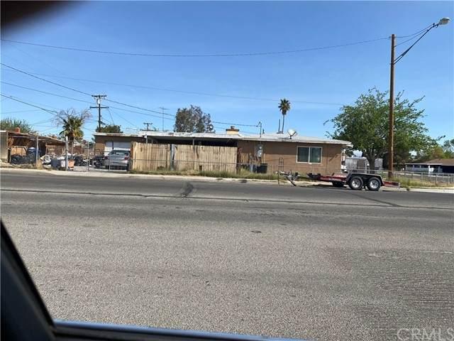 137 S Sunland Street, Ridgecrest, CA 93555 (#IV21141622) :: The Kohler Group