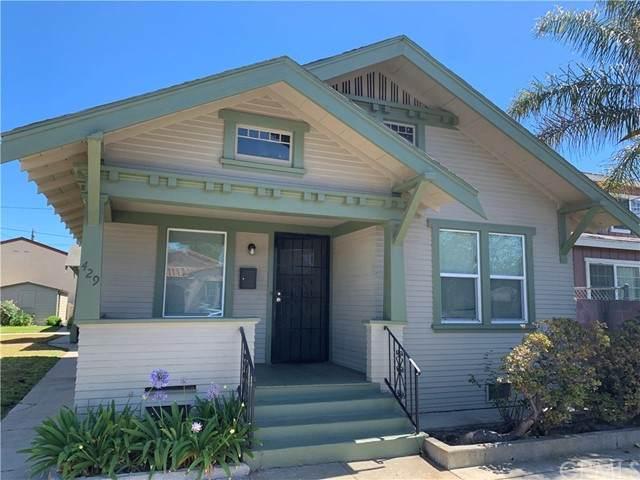 423 W 11th Street, San Pedro, CA 90731 (#SB21141751) :: Mark Nazzal Real Estate Group