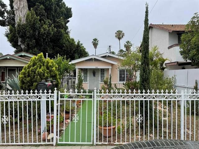 3846 46th Street, San Diego, CA 92105 (#PTP2104534) :: Jett Real Estate Group