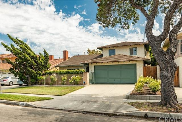 2230 W 230th Place, Torrance, CA 90501 (#SB21141920) :: Doherty Real Estate Group