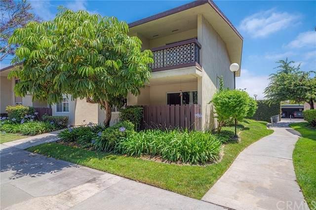 12200 Montecito Road L101, Seal Beach, CA 90740 (#OC21140932) :: Latrice Deluna Homes