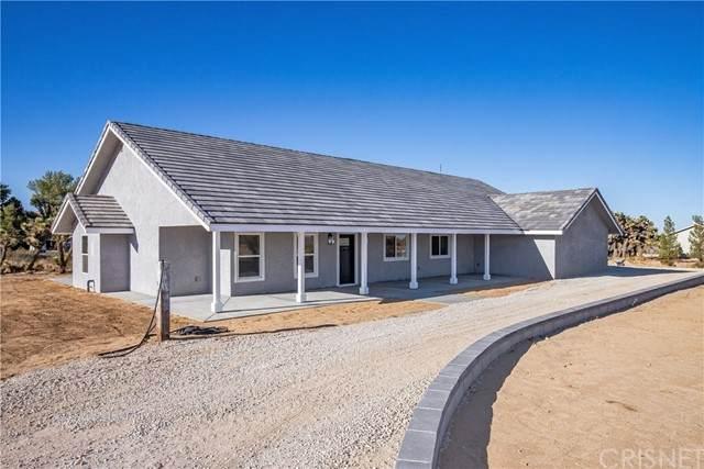 4219 Gayiety Avenue, Mojave, CA 93501 (#SR21141286) :: Robyn Icenhower & Associates