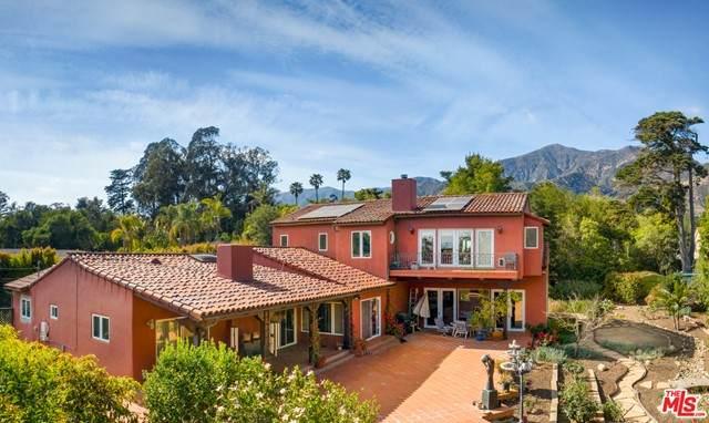 564 Santa Angela Lane, Santa Barbara, CA 93108 (#21755012) :: Robyn Icenhower & Associates