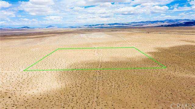 0 Harvard Road, Newberry Springs, CA 92365 (#CV21142479) :: The Costantino Group | Cal American Homes and Realty