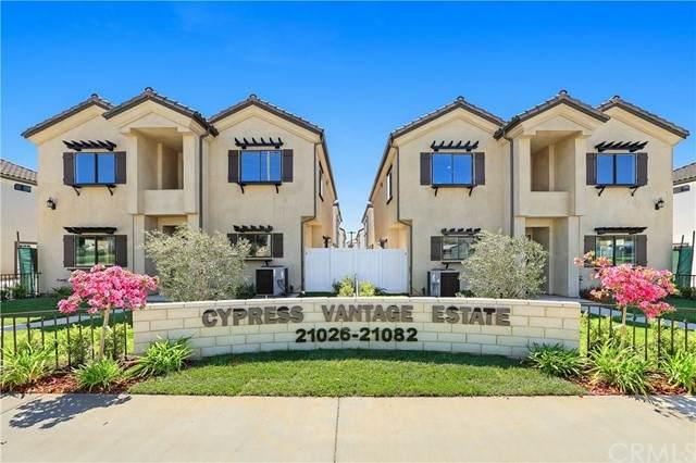 21028 E Cypress Street, Covina, CA 91724 (#WS21142557) :: Hart Coastal Group