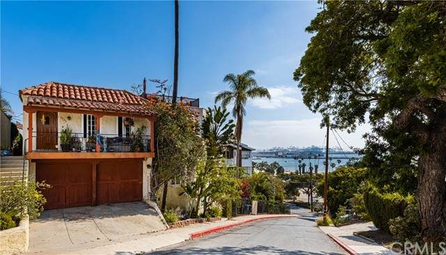 3923 Bluff Place, San Pedro, CA 90731 (#PW21140499) :: Jett Real Estate Group