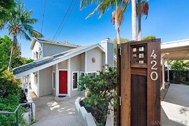 420 Sloane St, San Diego, CA 92103 (#210018225) :: Wendy Rich-Soto and Associates