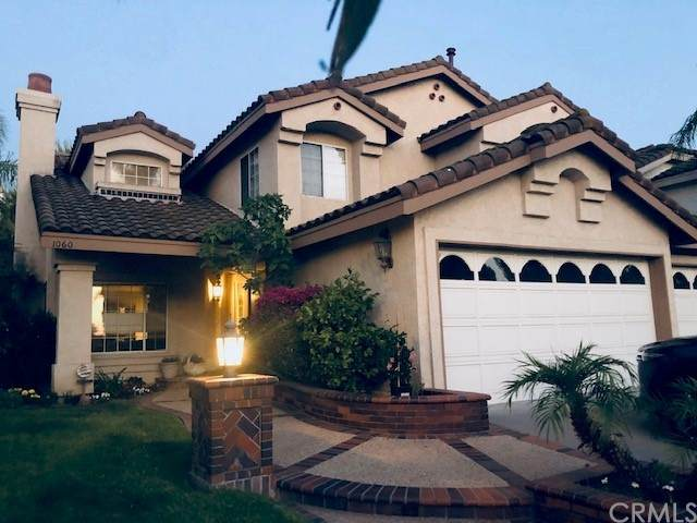 1060 S Highridge Court, Anaheim Hills, CA 92808 (#PW21142348) :: Robyn Icenhower & Associates