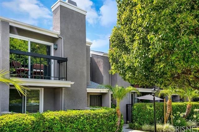 23553 Victory Boulevard #10, West Hills, CA 91307 (#SR21141219) :: Zen Ziejewski and Team