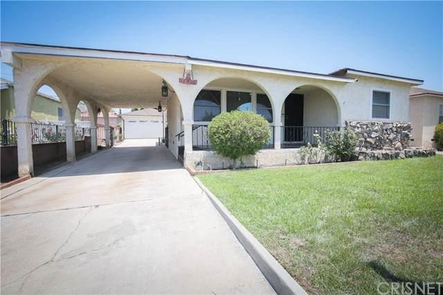 11416 Rincon Avenue, San Fernando, CA 91340 (#SR21142724) :: Hart Coastal Group