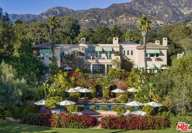 670 Hot Springs Road, Montecito, CA 93108 (#21754662) :: Robyn Icenhower & Associates