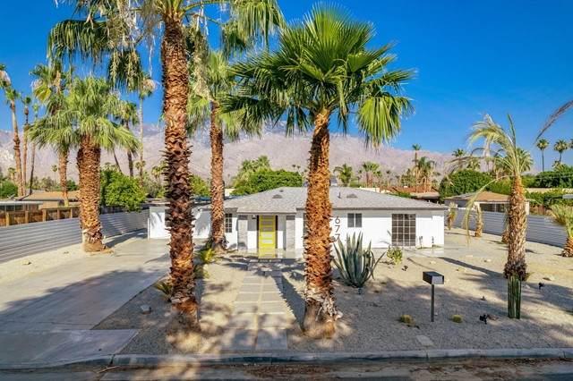 677 Highland Drive, Palm Springs, CA 92264 (#219064359DA) :: Robyn Icenhower & Associates