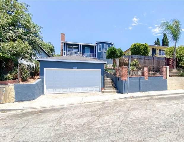 1470 Kurtz Avenue, East Los Angeles, CA 90063 (#SB21143995) :: Jett Real Estate Group