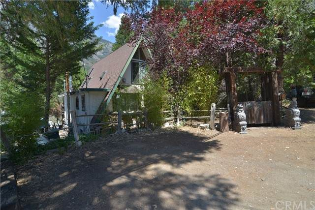 39428 Canyon Drive, Forest Falls, CA 92339 (#IV21144174) :: Robyn Icenhower & Associates