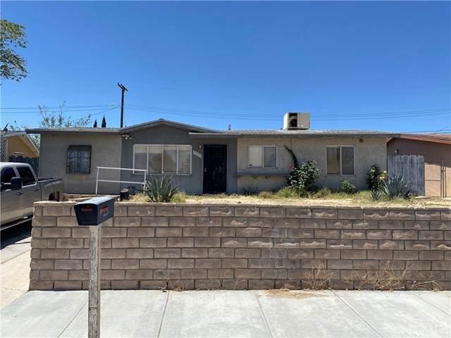 3225 Gregory Drive, Mojave, CA 93501 (#SR21144207) :: Robyn Icenhower & Associates