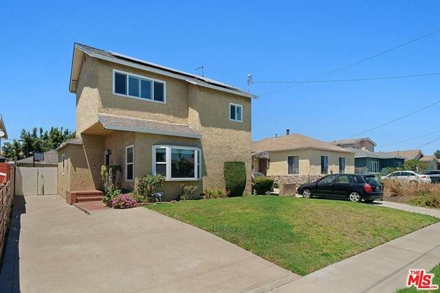 4771 W 135Th Street, Hawthorne, CA 90250 (#21752098) :: Frank Kenny Real Estate Team