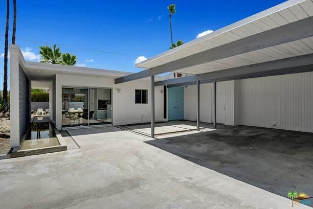 507 N Avenida Caballeros, Palm Springs, CA 92262 (#21752764) :: Robyn Icenhower & Associates