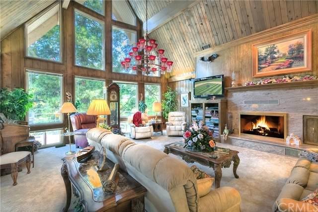 27515 W Shore Road, Lake Arrowhead, CA 92352 (#EV21142893) :: Koster & Krew Real Estate Group   Keller Williams