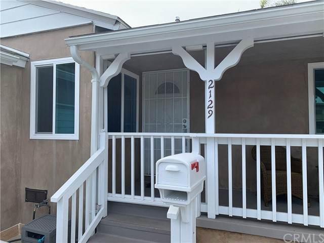 2129 190th Street, Redondo Beach, CA 90278 (#SB21143013) :: The Miller Group