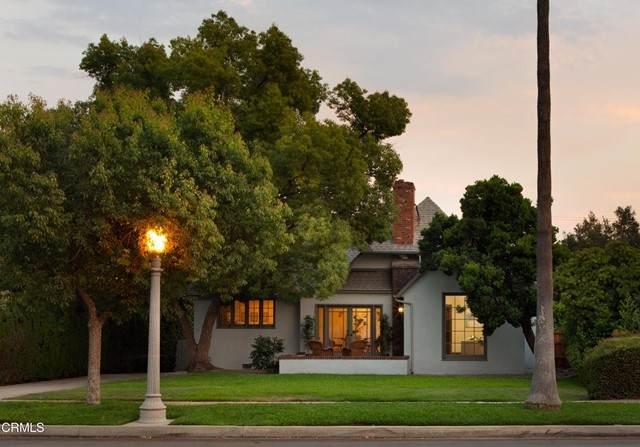 1760 Loma Vista Street, Pasadena, CA 91104 (MLS #P1-5562) :: CARLILE Realty & Lending