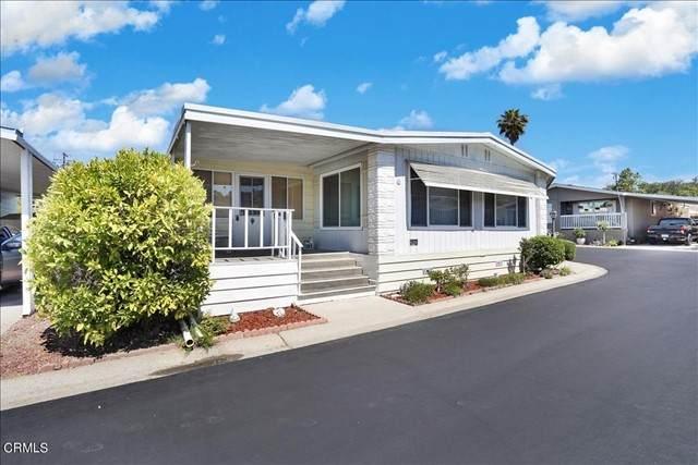 950 Woodland Avenue #58, Ojai, CA 93023 (#V1-6867) :: Zutila, Inc.