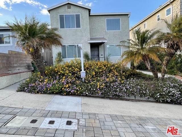 726 W 27Th Street, San Pedro, CA 90731 (#21756756) :: Jett Real Estate Group