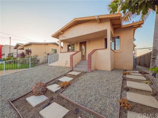 658 W 4th Street, San Pedro, CA 90731 (#SB21145233) :: Jett Real Estate Group