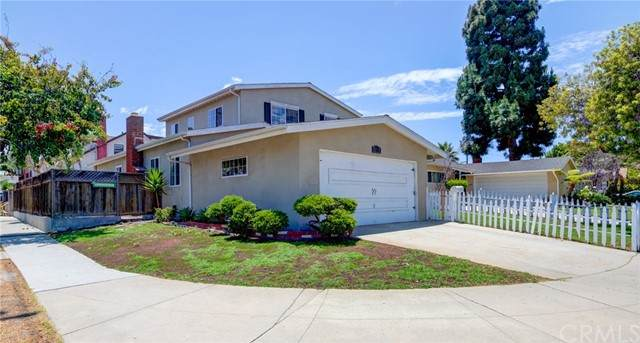 2002 253rd Place, Lomita, CA 90717 (#SB21141613) :: The Miller Group