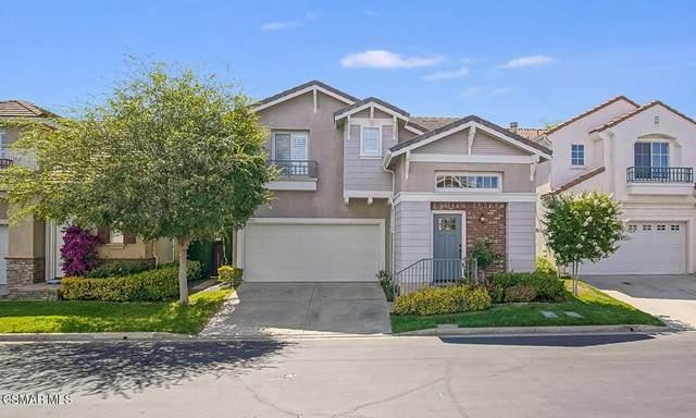 5557 Salerno Drive, Westlake Village, CA 91362 (#221003659) :: The Kohler Group