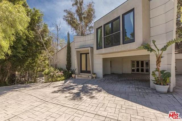 1465 Donhill Drive, Los Angeles (City), CA 90210 (#SB21145785) :: Swack Real Estate Group | Keller Williams Realty Central Coast