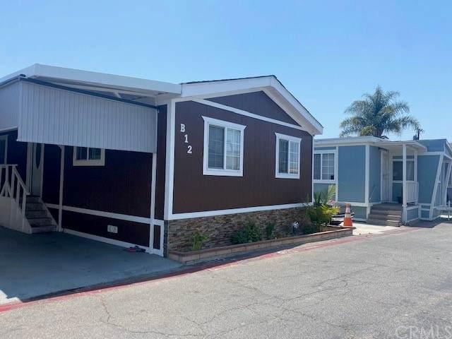 21900 Martin St. B12, Carson, CA 90745 (#PW21140620) :: Powerhouse Real Estate