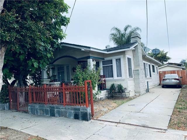 632 W 18th Street, San Pedro, CA 90731 (#SB21145837) :: Realty ONE Group Empire