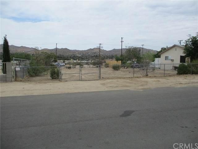 0 Antelope Trail, Yucca Valley, CA 92284 (#JT21143361) :: Zen Ziejewski and Team