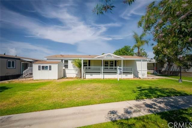 5815 E. La Palma Avenue #117, Anaheim, CA 92807 (#SW21146058) :: The Kohler Group