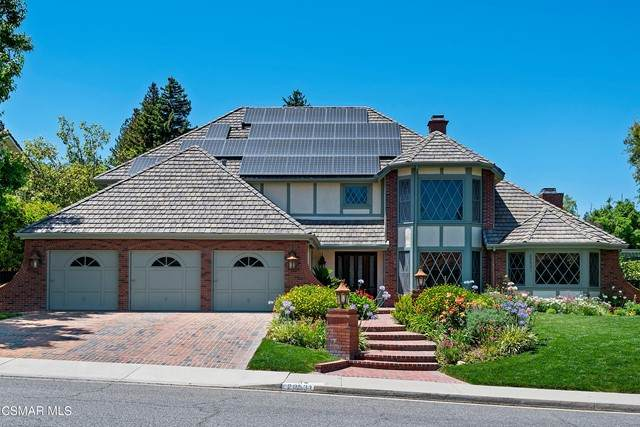 29531 Weeping Willow Drive, Agoura Hills, CA 91301 (#221003674) :: Mark Nazzal Real Estate Group