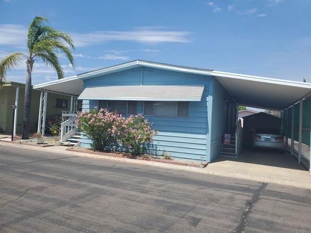 1212 H St #183, Ramona, CA 92065 (#NDP2107789) :: Doherty Real Estate Group