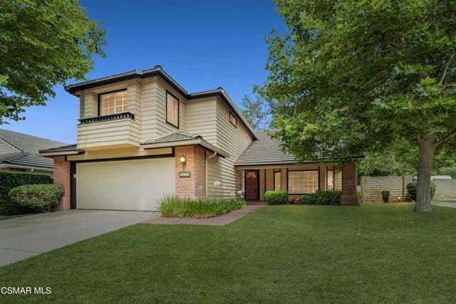 5405 Evanwood Avenue, Oak Park, CA 91377 (#221003679) :: The Kohler Group