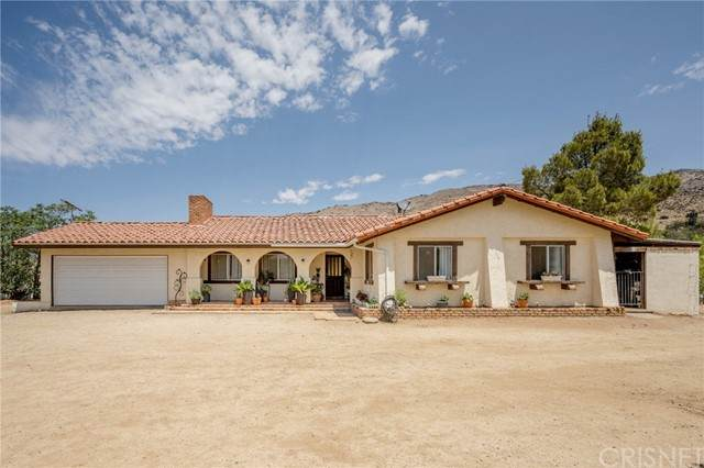 6919 Sierra Hwy., Agua Dulce, CA 91390 (#SR21146345) :: The Costantino Group   Cal American Homes and Realty