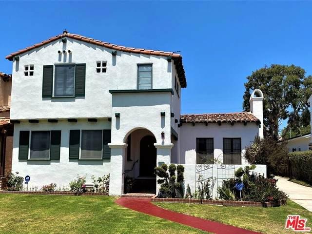 10619 Cushdon Avenue, Los Angeles (City), CA 90064 (#21754150) :: Mark Nazzal Real Estate Group