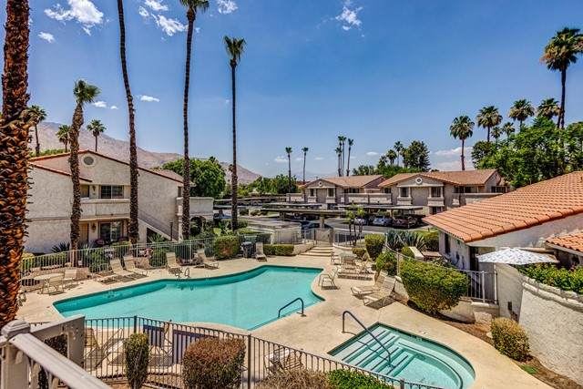 505 S Farrell Drive B14, Palm Springs, CA 92264 (#219064518PS) :: Team Forss Realty Group