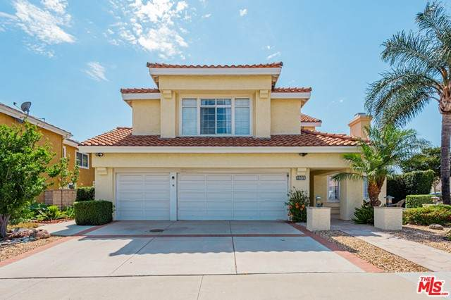 2249 Desert Creek Avenue, Simi Valley, CA 93063 (#21756588) :: Realty ONE Group Empire